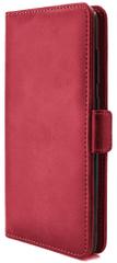EPICO Elite Flip Case preklopna maska za Realme 6 PRO, crvena
