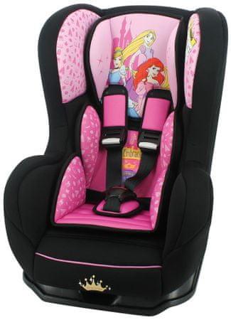 Nania Fotelik samochodowy COSMO PRINCESS LUXE 2020
