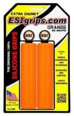 ESI gripy Chunky Extra oranžové