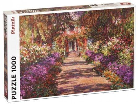 Piatnik Monet - Giverny sestavljanka, 1000 delov
