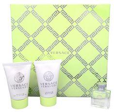 Versace Versense - EDT 5 ml + sprchový gél 25 ml + telové mlieko 25 ml