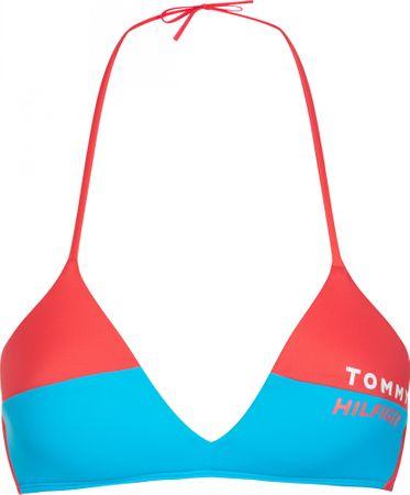 Tommy Hilfiger biustonosz kąpielowy damski UW0UW02076 Fixed Triangle RP S czerwony