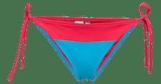 Tommy Hilfiger ženski spodnji del kopalk UW0UW02079 Cheeky String Side Tie Bikini