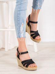 Stylomat Klasické sandály na klínku