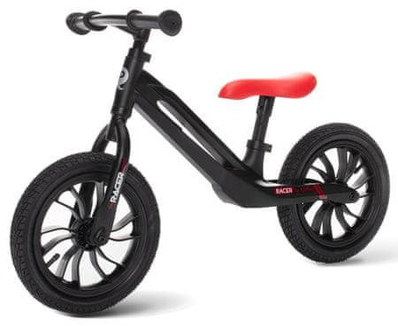 ZOPA Pedál nélküli gyerekkerékpár, Racer, fekete