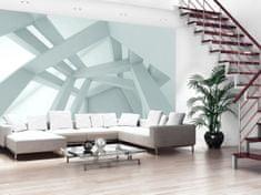 Murando DeLuxe 3D tapeta designová konstrukce Rozměry (š x v) a Typ: 450x315 cm - vliesové