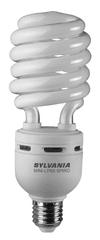 Sylvania Mini-Lynx Spiro 827 E27 35W SLV
