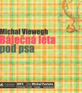 Viewegh Michal: Báječná léta pod psa - MP3-CD