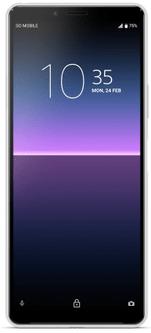 Sony Xperia 10 II pametni telefon, 4 GB/128 GB, bel, OLED, Qualcomm® Snapdragon 665