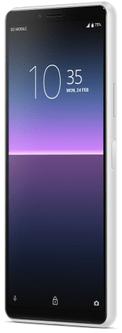 Sony Xperia 10 II pametni telefon, 4 GB/128 GB, bel, OLED
