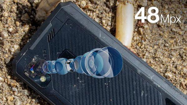 Evolveo StrongPhone G9, duży wyświetlacz, kamera wysokiej rozdzielczości