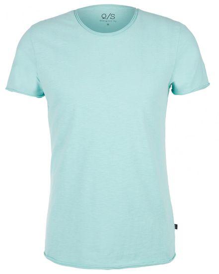 Q/S designed by pánske tričko 40.005.32.5701, M, modrá