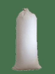 HAPPY VAKY Náplň do sedacích vakov - polystyrénové guličky (EPS granulát) – 250 Litrov