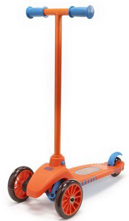 Little Tikes Összecsukható roller narancssárga/kék