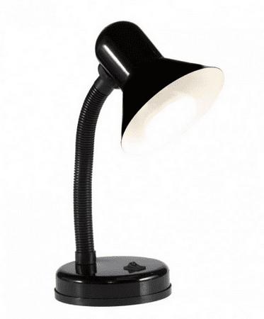 Razni namizna svetilka, črna