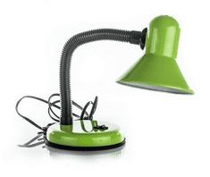Razni namizna svetilka, zelena