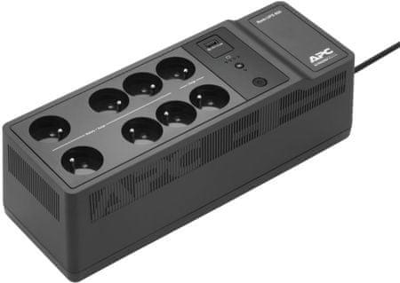 APC Back-UPS 650VA 400W (BE650G2-CP)