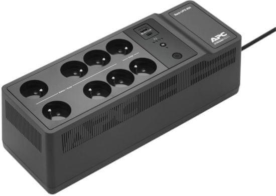 APC Back-UPS 850VA 520W (BE850G2-CP)