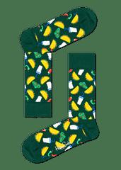 Happy Socks unisex ponožky Taco Sock TAC01-7000