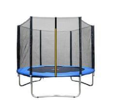 Aga Sport UNI Trampolína 305 cm Blue + ochranná sieť