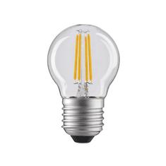 Diolamp Retro LED Mini Globe Filament žárovka čirá P45 6,5W/230V/E27/2700K/800Lm/360°/A++