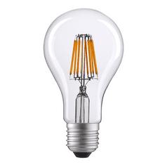 Diolamp Retro LED Filament žárovka čirá A70 14W/230V/E27/6500K/1870Lm/360°/A++