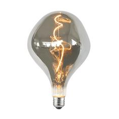 Diolamp Retro LED Filament žárovka Smoky Decor Indie 5W/230V/E27/2700K/310Lm/360°/DIM