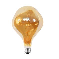 Diolamp Retro LED Filament žárovka Amber Decor Indie 5W/230V/E27/2700K/330Lm/360°/DIM