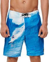 ONLY&SONS Moške plavalne kratke hlače Press Board Plavalne shorts Nt 2472 Dress Blue s