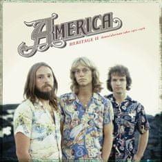 America: Heritage II: Demos/Alternate Takes 1971-1976 - CD