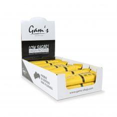 Gam's Gam's protein bar lemon 55g - kartón 18ks