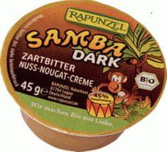 RAPUNZEL Naturkost Rapunzel Pomazánka čoko-oříšková Samba dark mini bio 45g
