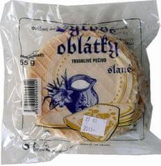 Szabová Eva OPLATKY sýrové slané 55g