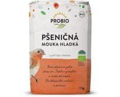 ProBio Mouka pšeničná hladká 1kg Bio