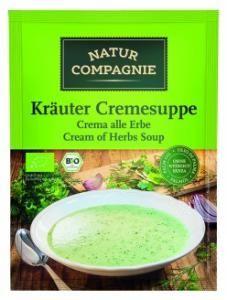 NATUR COMPAGNIE POLÉVKA bylinková krémová bio 38g Natur Compagnie