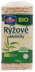 RACIO Racio Bio Rýžové chlebíčky 140g