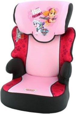 Nania fotelik samochodowy BEFIX SP PAW PATROL GIRL 2020