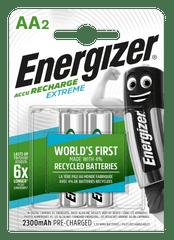 Energizer Akumulator - HR6 Extreme AA 2300 FSB2