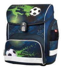 Emba Trade Školní aktovka pro prvňáčka FOOTBALL