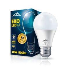 ETA LED žarulja, E27, 10 W, toplo bijela