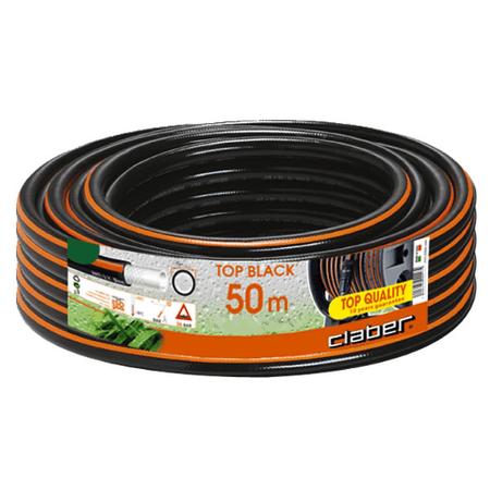 Claber Top-Black cev za vodo, 15,9 mm, 50 m (9043)