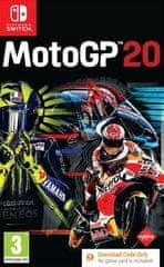 Milestone MotoGP 20 igra (Switch)