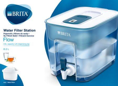 Brita Flow kotlić za vodu, 8,2l PO