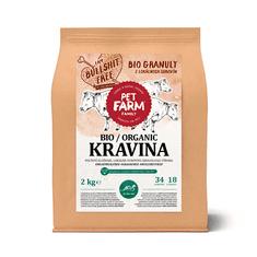 Pet Farm Family BIO Kravina granule 2 kg
