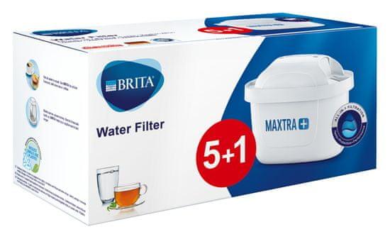 BRITA Pack 5+1 MAXTRAplus PO