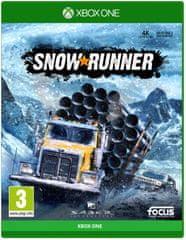Focus Snowrunner igra (Xbox One)