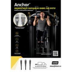 Mobile Outfitters Anchor podatkovni kabel Lightning to USB-A