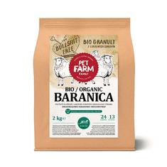 Pet Farm Family BIO Baranica granule 2 kg