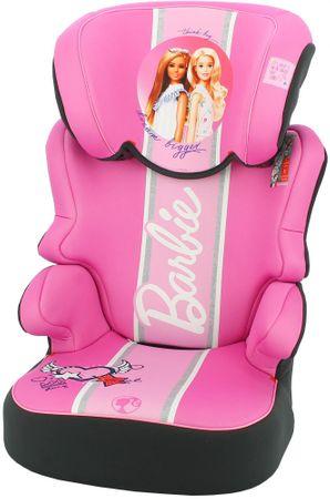 Nania BEFIX Barbie otroški avtosedež 2020