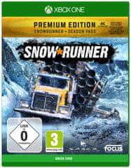 Focus Snowrunner - Premium Edition igra (Xbox One)